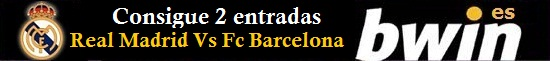 real madrid vs barcelona bwin