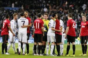 Manchester United v Real Madrid