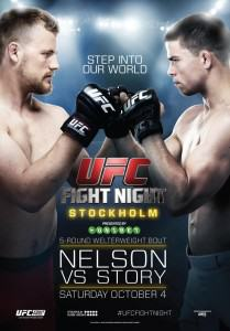 UFC 53 Poster