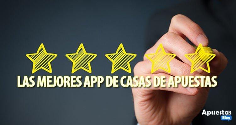 Las mejores apps de apuestas