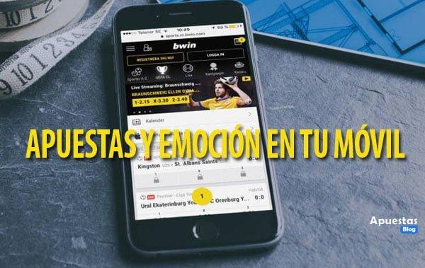 Bwin TV, App Bwin Sports