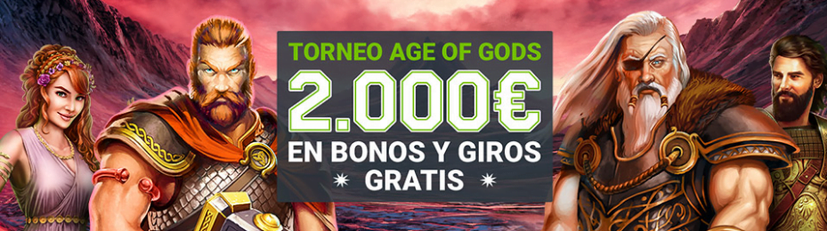 Torneo Age of Gods