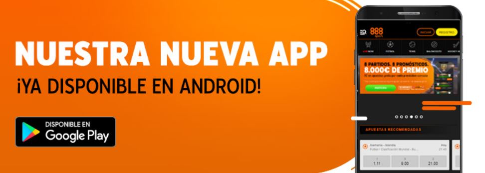 descargar app 888sport android
